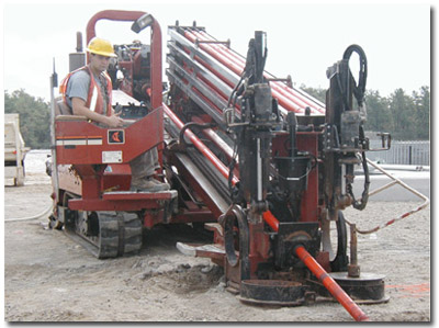 Horizontal Directional Drilling Process
