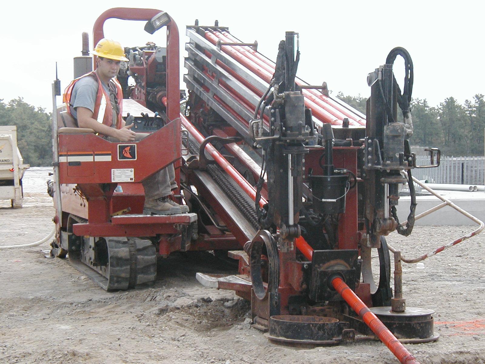 Horizontal Drilling Machine-Horizontal Drilling Machine