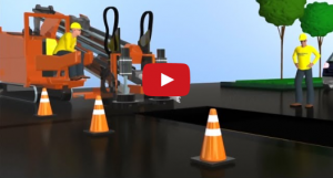 Directional Drilling Installation Animation