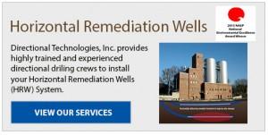 Horizontal Remediation Wells